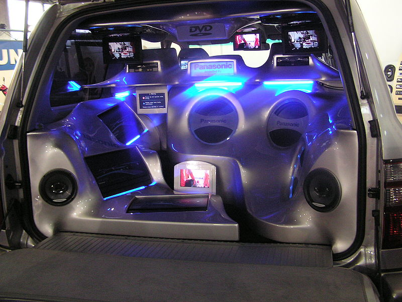 Car Audio sales and installation Northridge